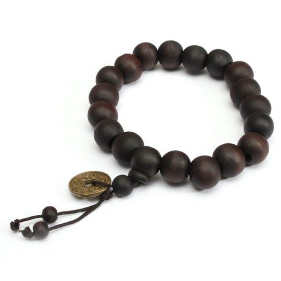 bracciale tibetano legno1