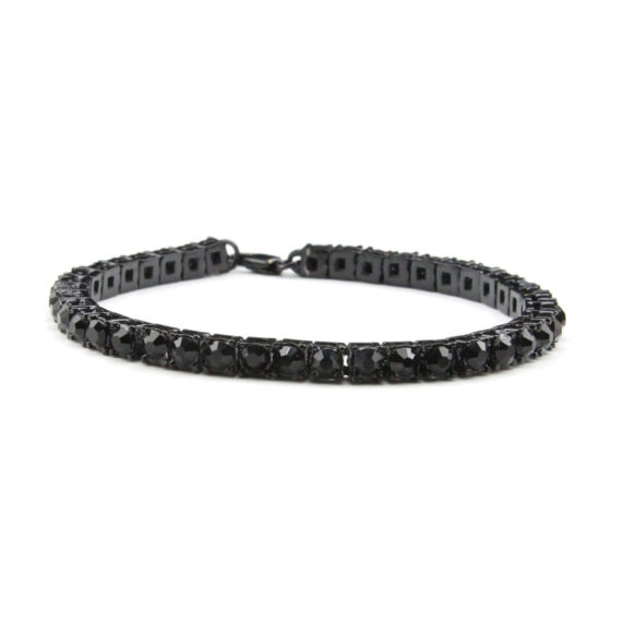 Bracciale Tennis - regal Bracelet nero